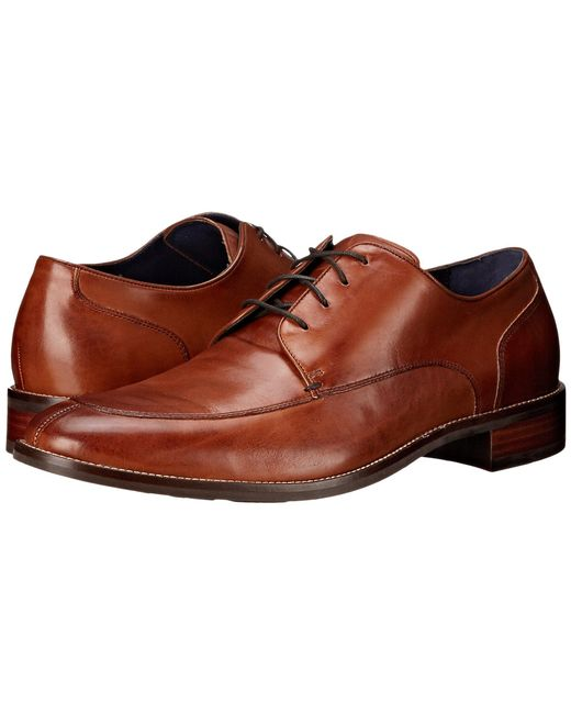 Cole Haan - Brown Lenox Hill Split Ox (black) Men's Lace Up Casual Shoes for Men - Lyst