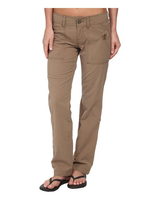 Marmot | Natural Ginny Pant | Lyst