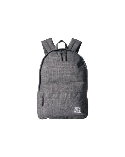 Herschel Supply Co. - Classic (black Crosshatch) Backpack Bags for Men -  Lyst ... f27228df42ede