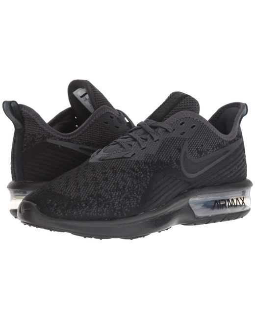 d1a45bb0b87 Lyst - Nike Air Max Sequent 4 (wolf Grey black anthracite white ...