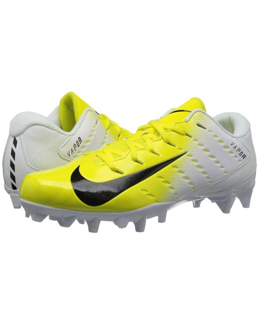 Nike - Yellow Vapor Varsity 3 Td (black/white/anthracite) Men's Cleated Shoes for Men - Lyst