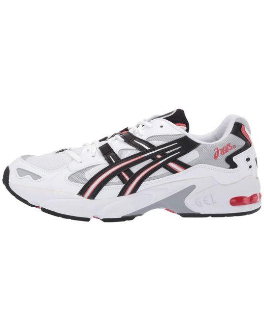 c150fd40ea97b8 ... Asics - Black Gel-kayano 5 Og (white midnight) Men s Classic Shoes ...