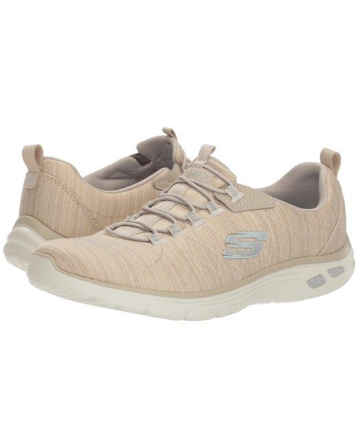 45e01362a230 Lyst - Skechers Empire D lux (natural) Women s Shoes in Natural