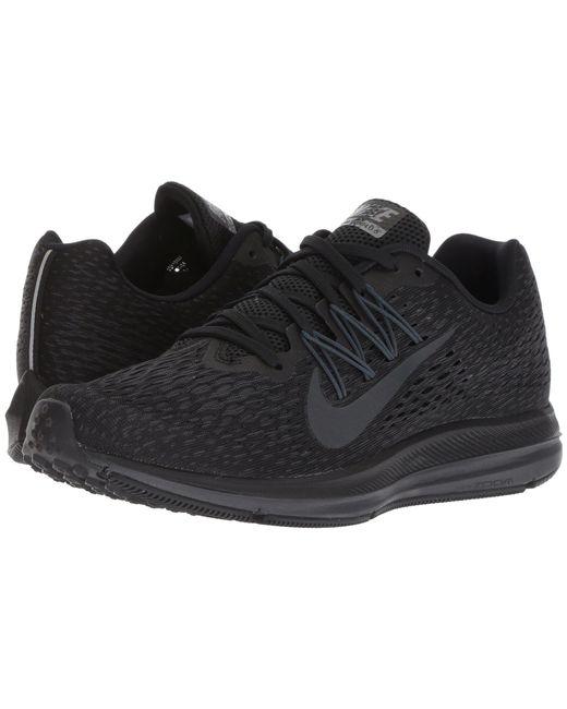Nike - Black Air Zoom Winflo 5 (true Berry white bordeaux burgundy ... a662f6e3d1