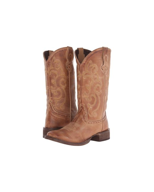 Roper - Brown Classic Cowgirl - Lyst