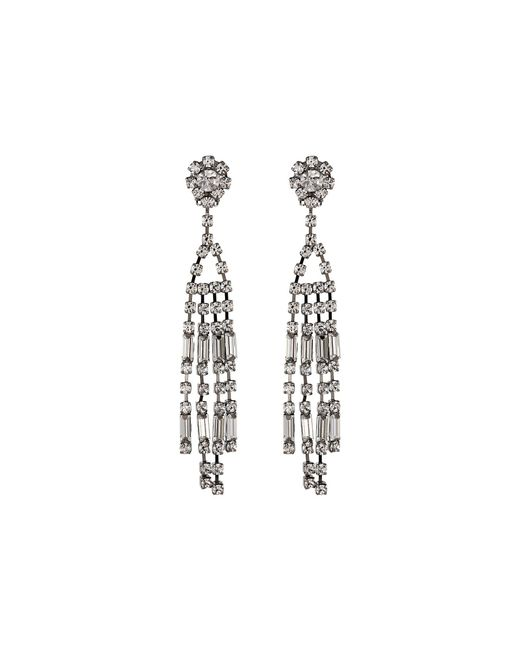 Kenneth Jay Lane - Metallic 1009egmc Earrings - Lyst