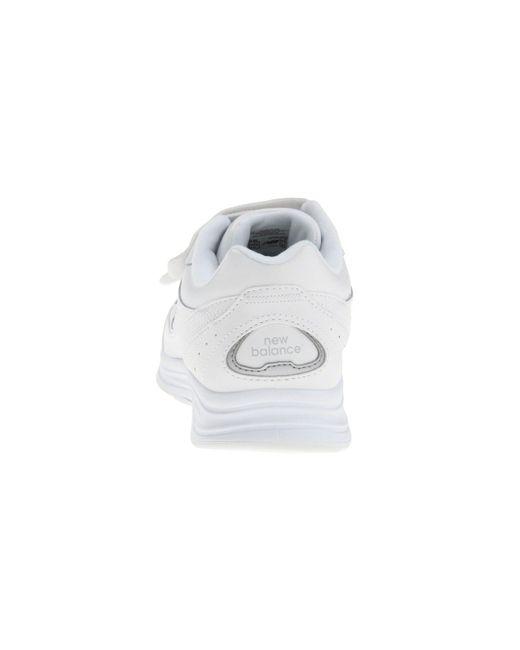 7e97e10e9 Hook Zapatos mujer Balance New negro Loop caminar Lyst para Ww577 And para  xwRqA6wg