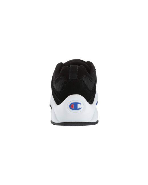 287a33b94f2b ... Champion - Black 93eighteen Classic (white) Men s Classic Shoes for Men  ...