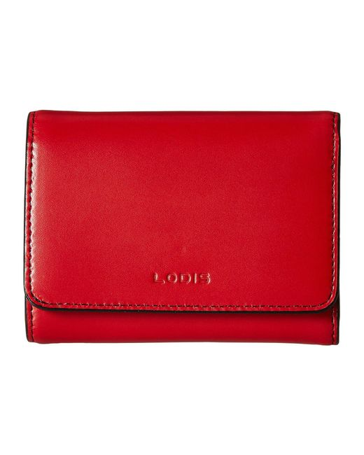 Lodis - Red Audrey Mallory French Purse - Lyst