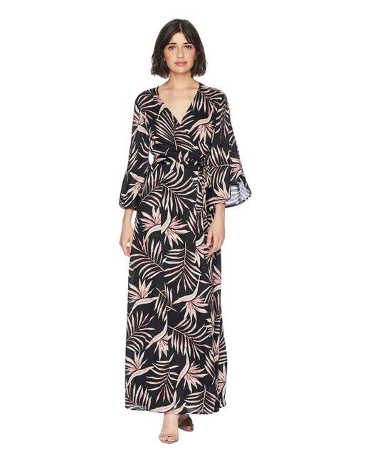 Amuse Society - Isle Of Love Dress (black) Women's Dress - Lyst