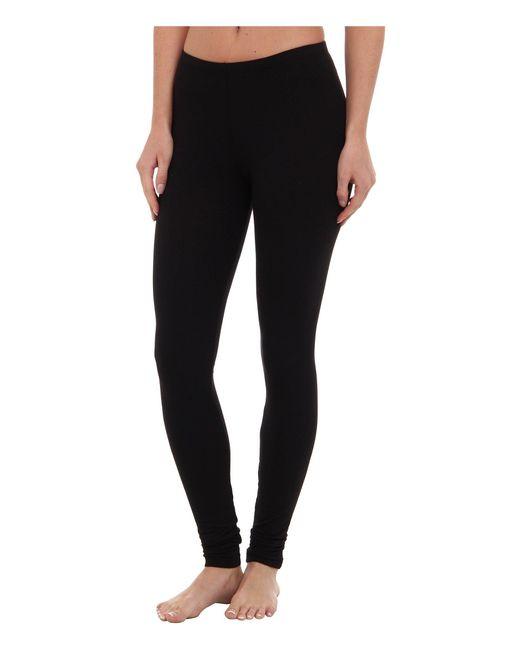 Splendid - Modal Leggings (black) Women's Casual Pants - Lyst