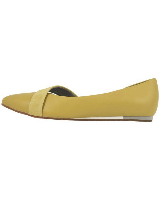 332a3754264 ... Lyst Softwalk® - Sava X Lennox (citrus Yellow) Women s Flat Shoes ...