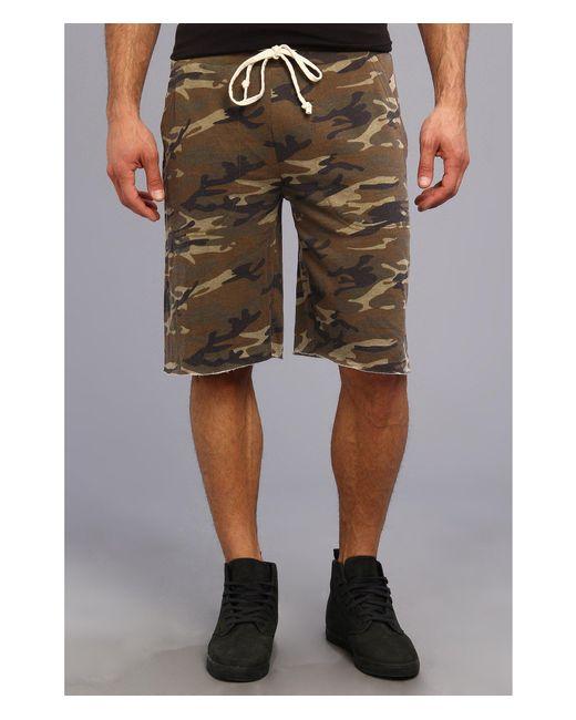 Alternative Apparel - Multicolor Victory Short (nickel) Men's Shorts for Men - Lyst