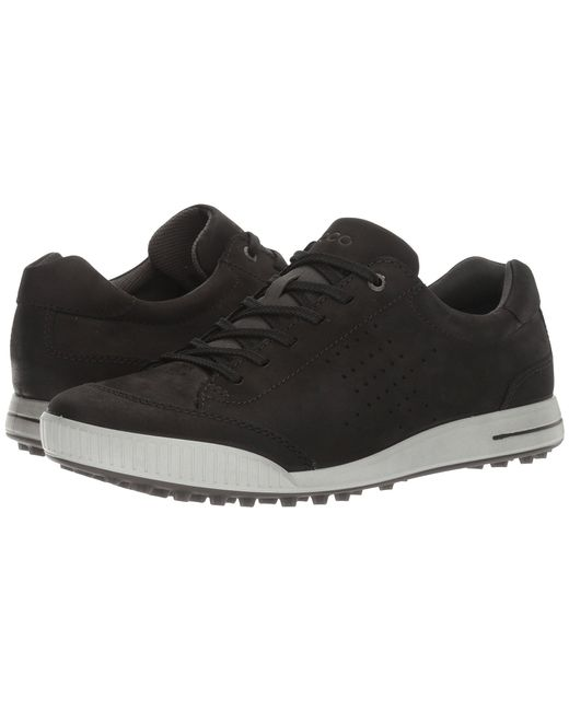 Ecco - Street Retro Hydromax (black/black) Men's Golf Shoes for Men - Lyst