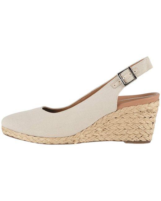 b3c573b1f57 Lyst - Vionic Coralina (olive) Women's Wedge Shoes