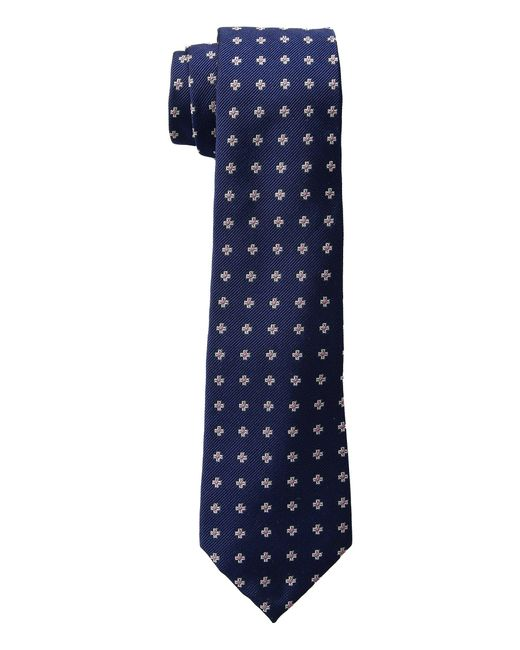 Lauren by Ralph Lauren - Blue Cross Neat Tie (red) Ties for Men - Lyst