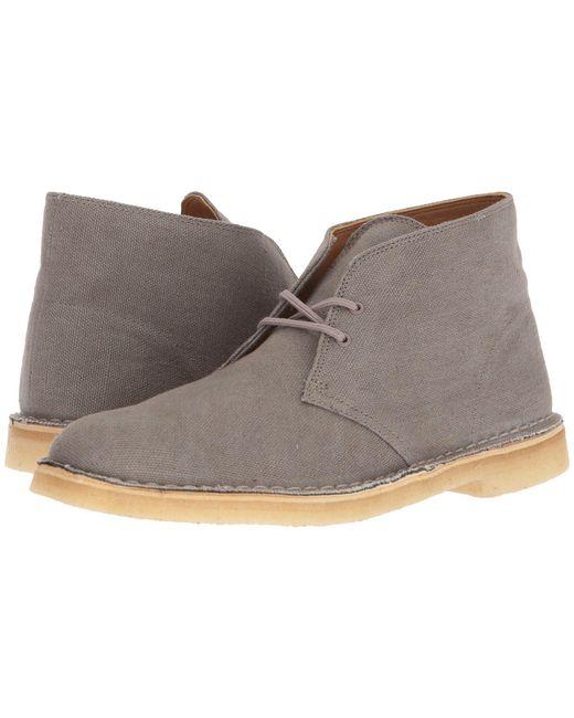 Clarks - Brown Desert Boot for Men - Lyst