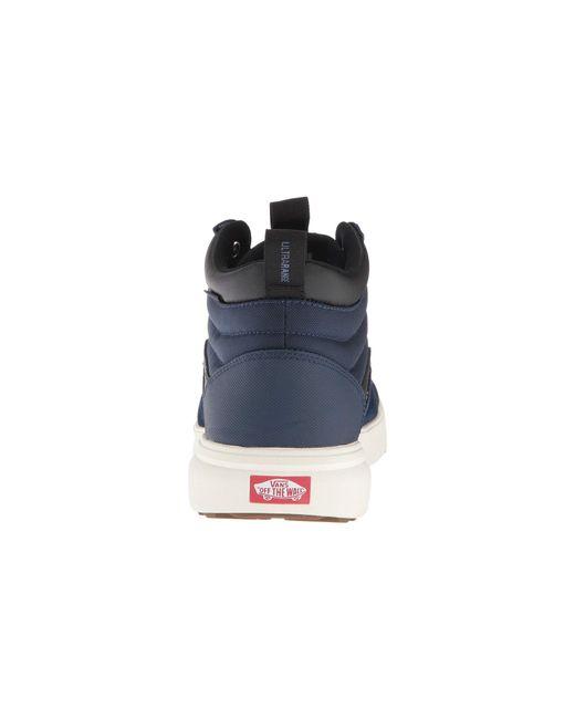 e0cf5d986b ... Vans - Ultrarange Hi Mte (bress Blues black) Men s Skate Shoes for Men  ...