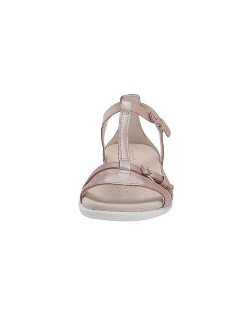 48af1886be31 ... Ecco - Multicolor Flash Buckle Sandal (black) Women s Sandals - Lyst