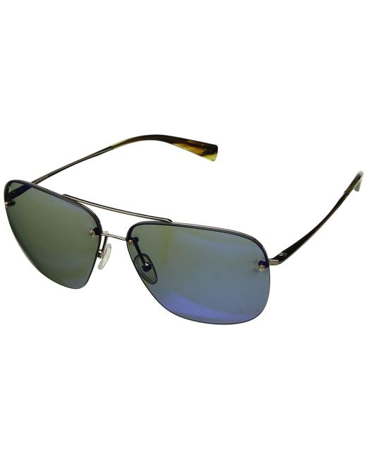 Kaenon - Blue Coronado (gold/tortoise Brown 12-polarized) Sport Sunglasses for Men - Lyst