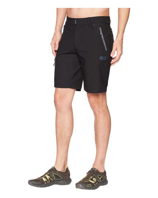 4cc5bd5fd2a ... Jack Wolfskin - Active Track Shorts (black) Men s Shorts for Men ...