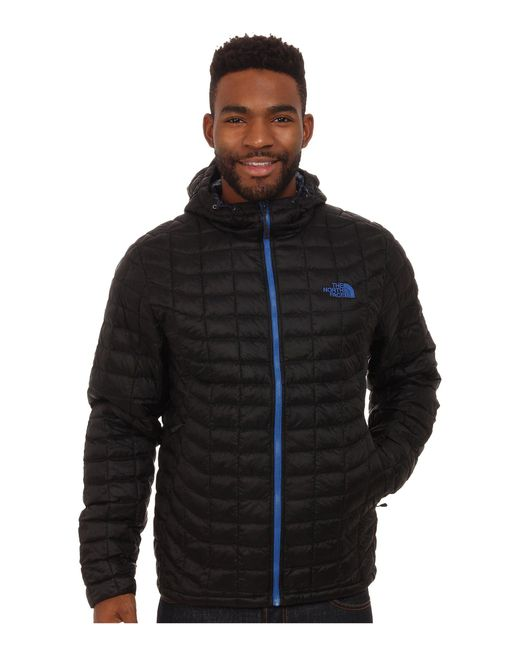 The North Face - Blue Thermoballtm Hoodie for Men - Lyst