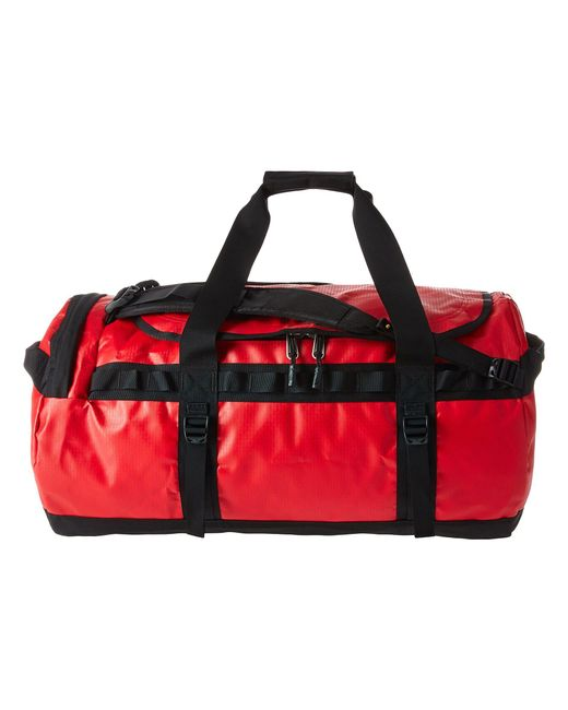366e32334ebb The North Face - Red Base Camp Duffel - Medium (tnf Black) Duffel Bags ...