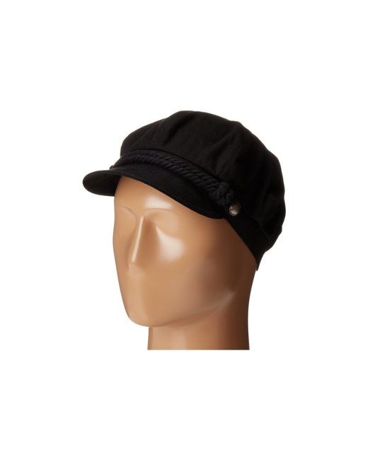 Betmar - Fisherman Cap (black) Caps - Lyst