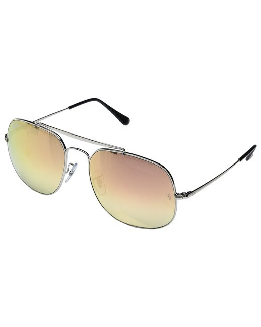 Ray-Ban - Metallic 0rb3561 The General 57mm - Lyst