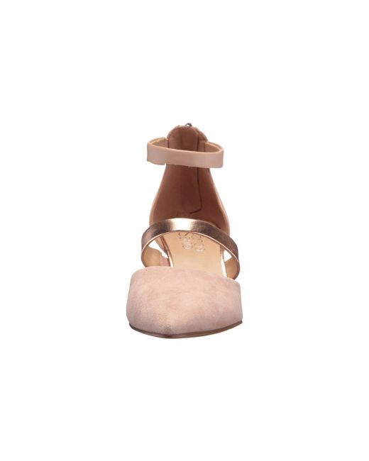 eff877774c0 ... Franco Sarto - Brown Davey (lapis Blue Diva Suede metallic) Women s  Shoes -