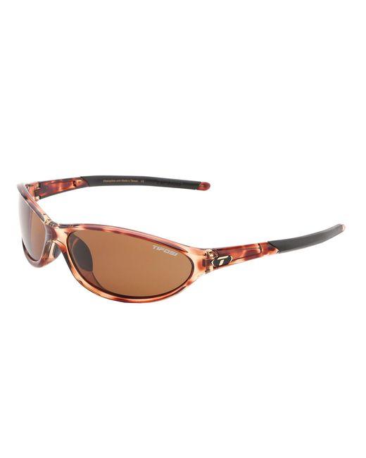 Tifosi Optics - Brown Alpetm 2.0 Polarized (crystal Purple/smoke Polarized Lens) Athletic Performance Sport Sunglasses for Men - Lyst