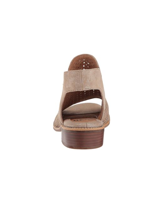 69989e2ac347 ... Söfft - Brown Nalda (anthracite Distressed Foil Suede) Women s 1-2 Inch  Heel ...