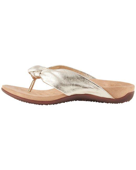 0bc3d83e4ed0 ... Vionic - Multicolor Pippa (rose Gold) Women s Sandals ...
