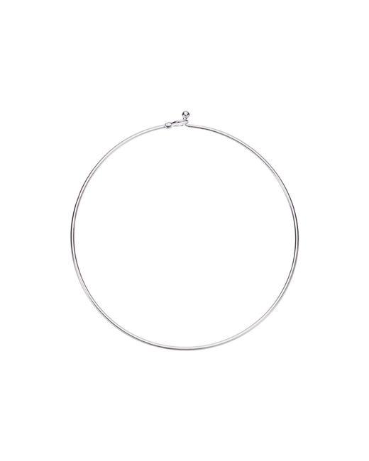 """Lauren by Ralph Lauren - Metallic 14"""" Wire Choker Necklace - Lyst"""