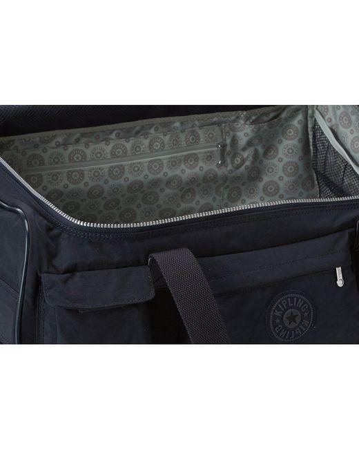 aadef0f958 ... Kipling - Discover Small Wheeled Luggage Duffle (true Blue) Duffel Bags  - Lyst ...