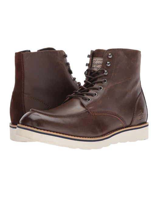 Original Penguin | Brown Nigel for Men | Lyst