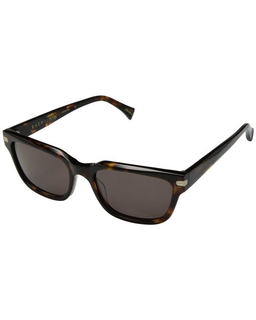 Raen - Colfax 57 (kola Tortoise/plum Brown) Athletic Performance Sport Sunglasses - Lyst