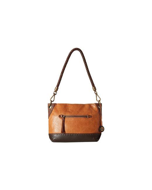 The Sak | Brown Indio Leather Demi | Lyst