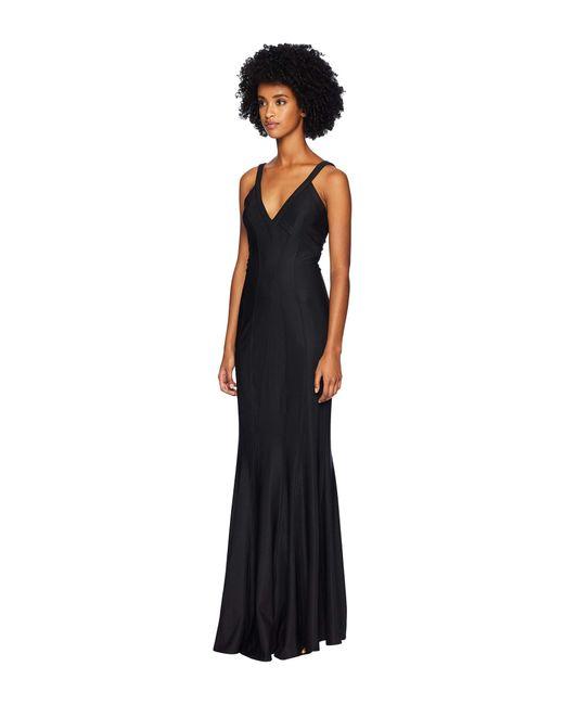 Lyst - Zac Zac Posen Gemma Gown (black) Women\'s Dress in Black