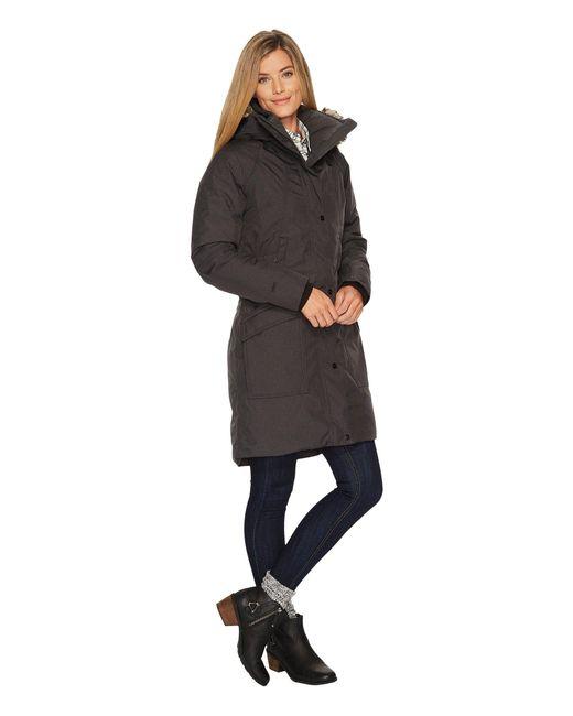 7038225593821 ... The North Face - Gray Outer Boroughs Parka (tnf Dark Grey Heather) Women s  Coat ...