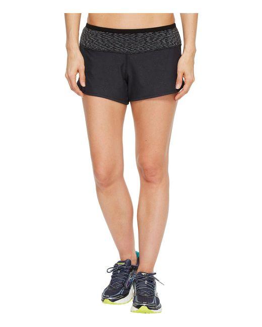 Smartwool - Black Phd(r) Printed Shorts (deep Navy) Women's Shorts - Lyst
