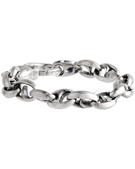 Stephen Webster | Metallic Thorn Medium Oval Link Bracelet for Men | Lyst
