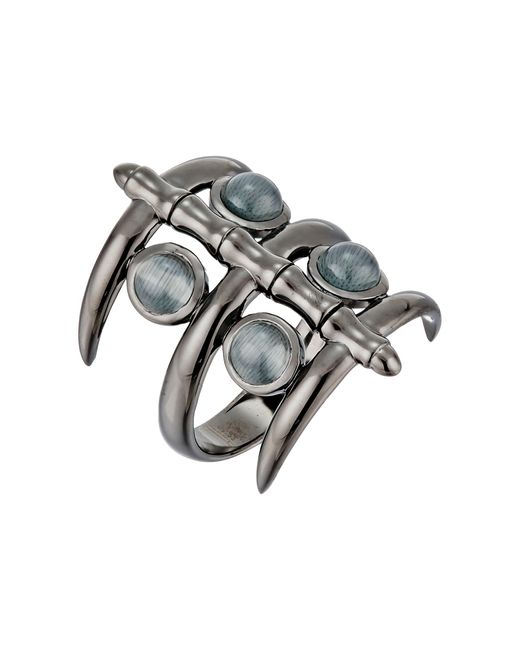 Stephen Webster | Black Jewels Verne Bonafide Band Ring | Lyst