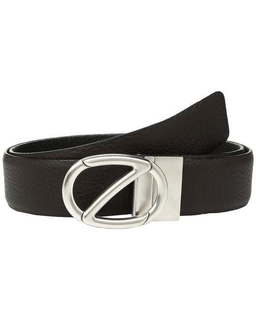 Z Zegna | Black Reversible Bkibg1 H35mm Belt for Men | Lyst