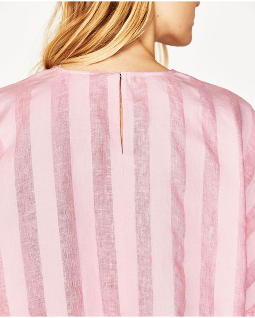 Zara Linen Blouse 91