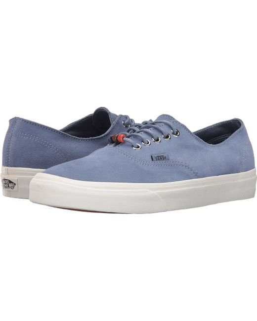 Vans Men's Blue Low-top Trainer
