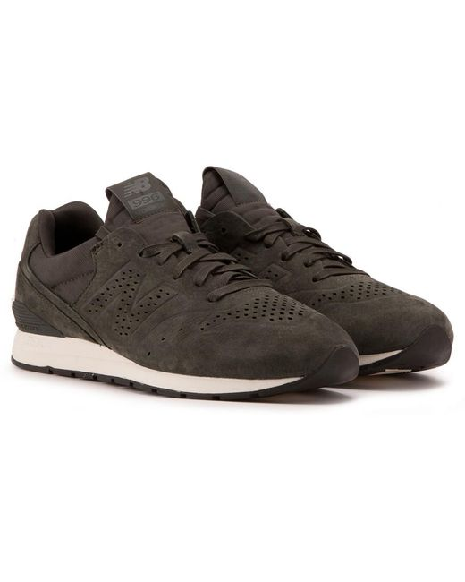 New Balance Men's Green Mrl 996 Dl