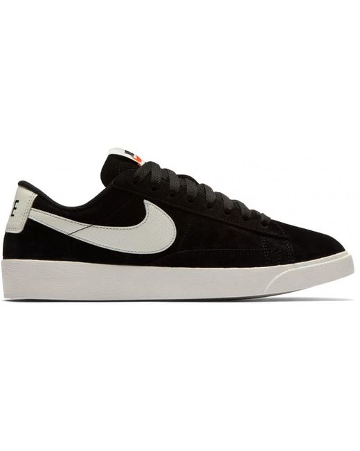Nike Men's Blue Nike Wmns Blazer Low Sd