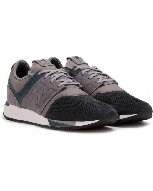 New Balance Men's Gray Ml574gyg