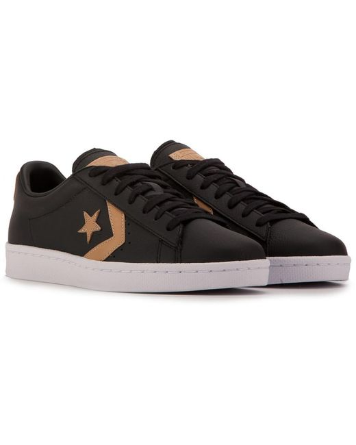 Converse Men's Black One Star Ox